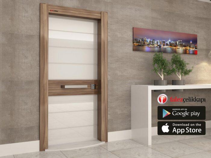 Falez Çelik Kapı App