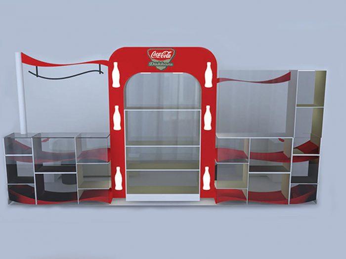 CocaCola Dükkanı