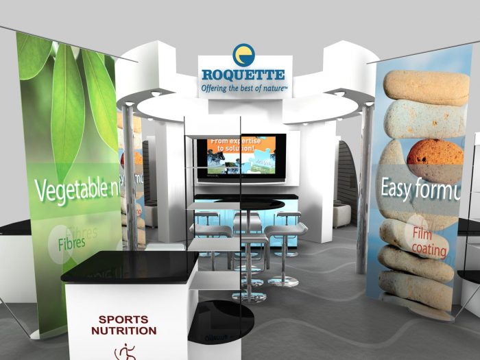 Roquette Stand
